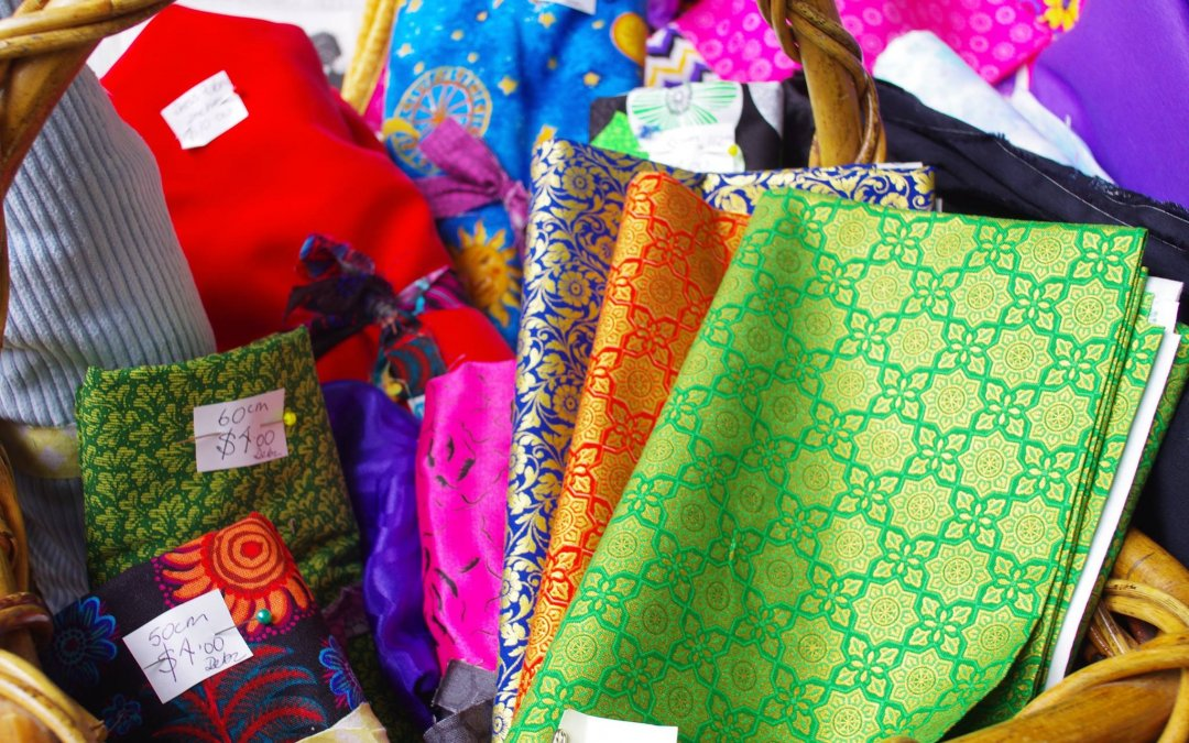Hills Fabric and Craft Destash and Upcycled Market Sept 26th 2020