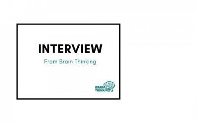 Kerry from Brain Thinking Interviewed me……wow