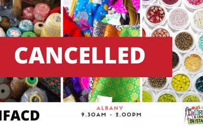 Hills Fabric and Craft De-Stash Albany CANCELLED